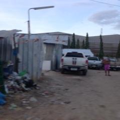 Tin shack communities