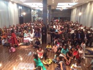 Christmas for 600 Pakistani refugees